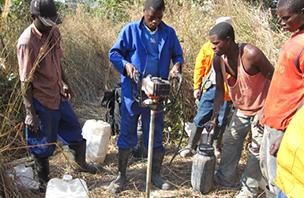 赞比亚某铜矿详查