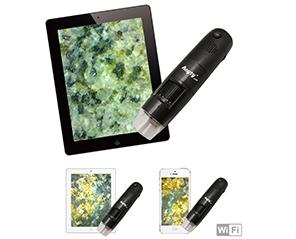 无线WIFI数码显微镜