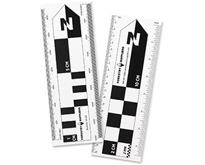 塑料摄影测量尺