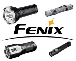 Fenix手电筒系列