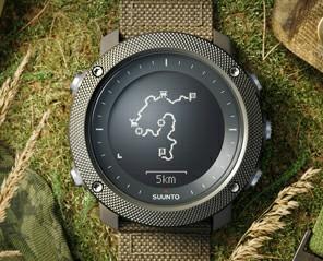 颂拓(Suunto)专业级户外GPS手表