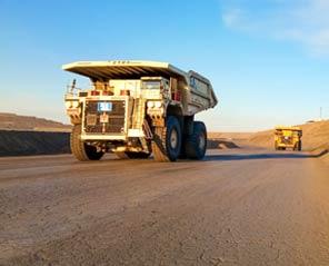 矿山重载道路筑路新材料(环保型)