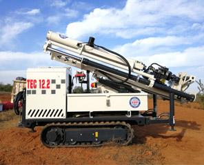 西班牙 TEC12 多功能岩土取样钻机